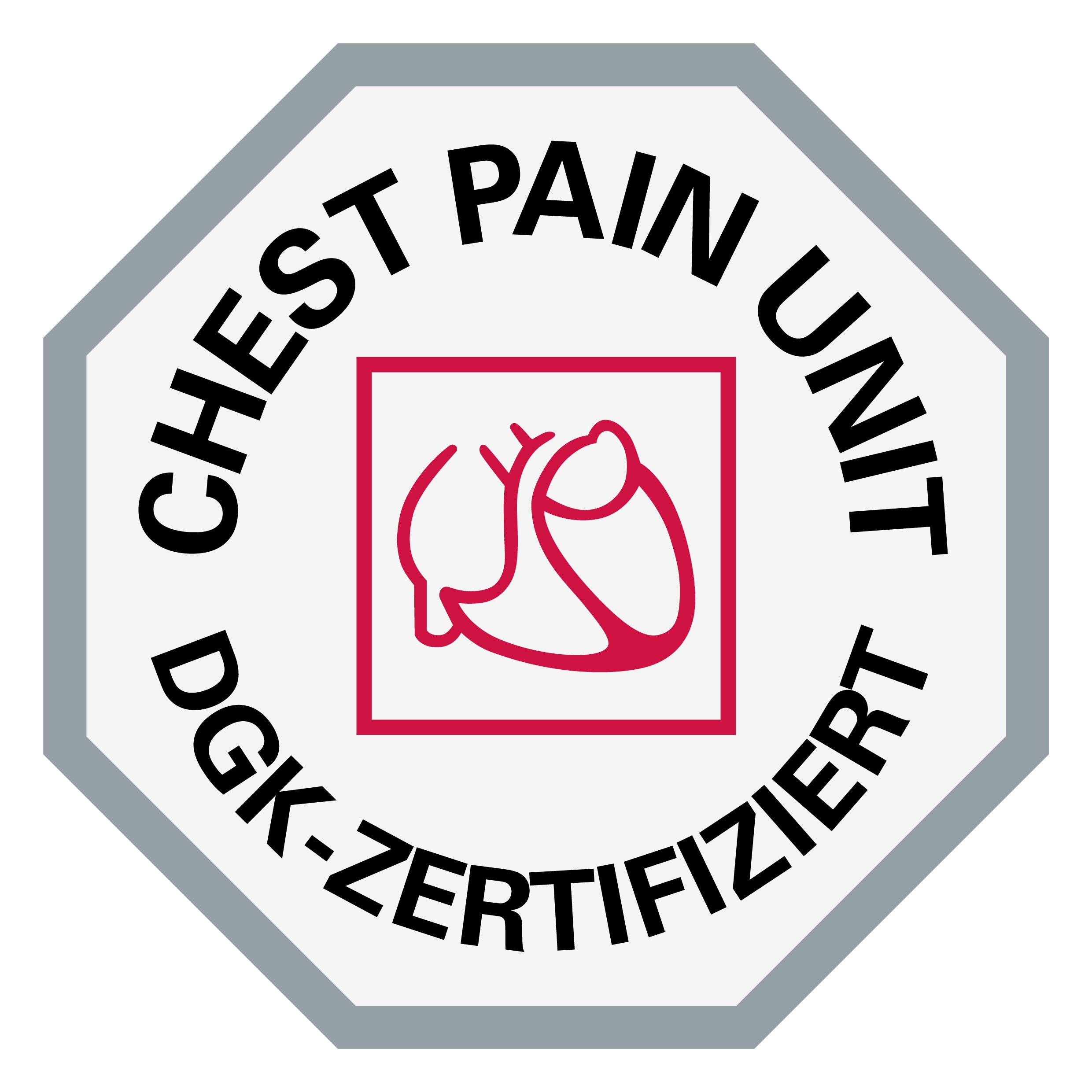 Siegel Chest Pain Unit