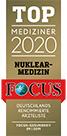 Focus Siegel 2020 Nuklearmedizin