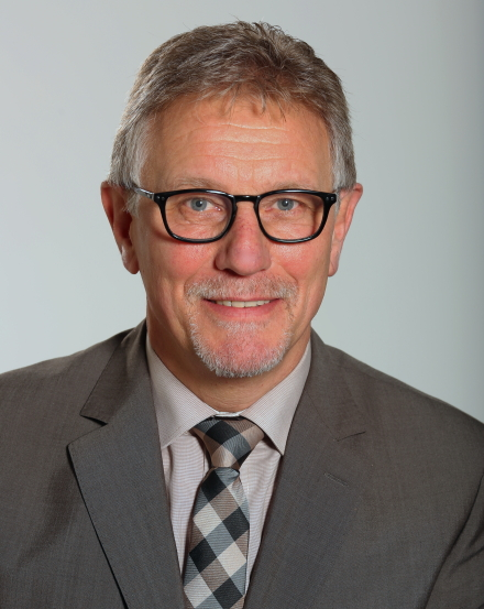 Pflegedirektor Thomas Huppers